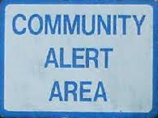 Community Alert