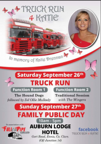 Truck Run 4 Katie